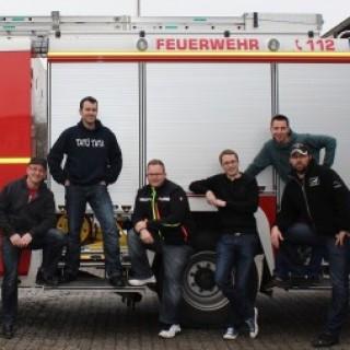 Feuerwehr-Band